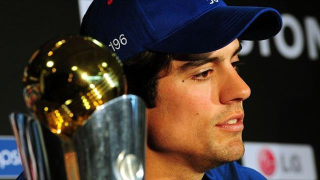 Cricket - Cook: England ready to deliver