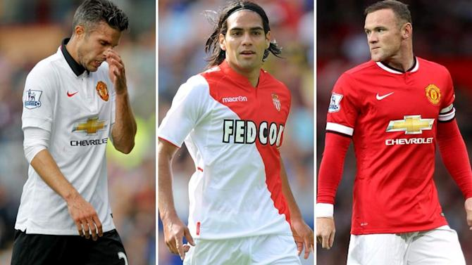 Premier League - Van Persie ready to fight Falcao as United competition heats up
