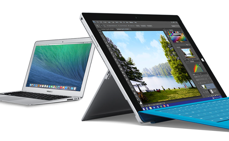 Microsoft flips 'Switch' campaign to help new Surface Pro 3 buyers leave MacBooks behind