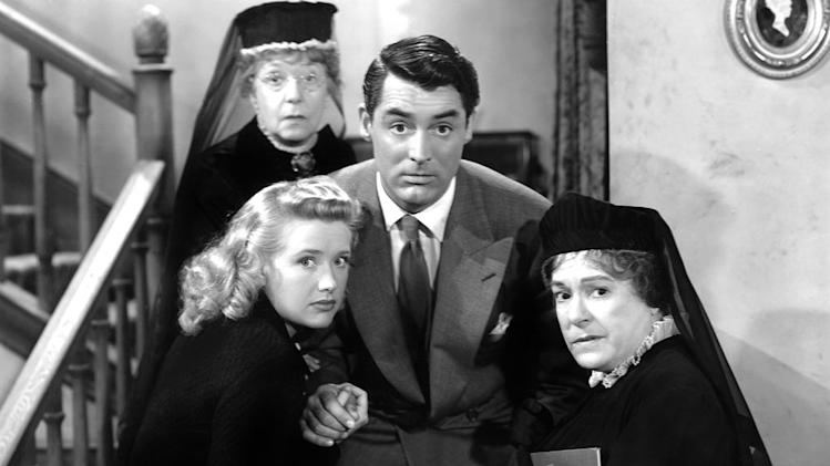 100 funniest movies to see before you die, Arsenic and old Lace