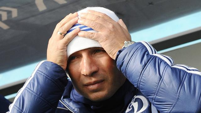 European Football - Dynamo Moscow sack Petrescu after poor run