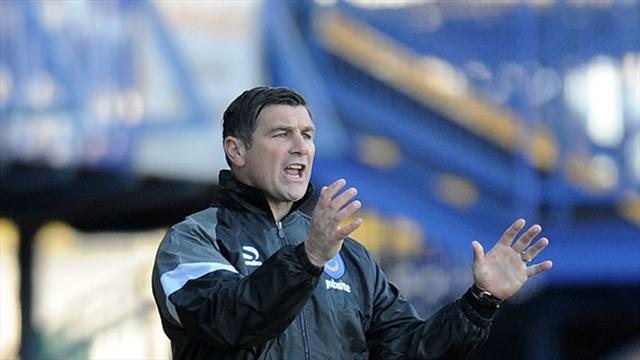 League Two - Another stalemate for Portsmouth