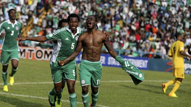 World Cup - Country profile: Nigeria