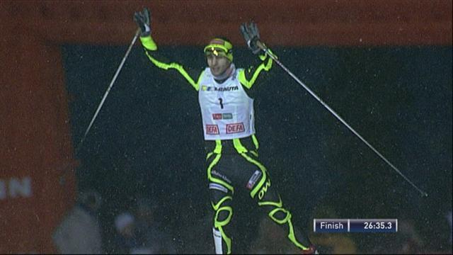 Nordic Combined - Lamy-Chappuis back to winning ways