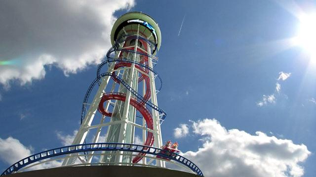 World's Tallest Coaster May Find Home in Vegas