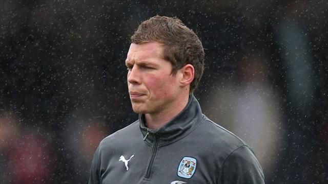 Football - Dunn leaves Sky Blues