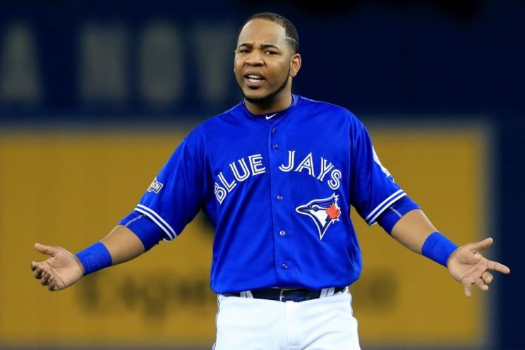 Is Edwin Encarnacion still a possibility for the Rangers. (AP)
