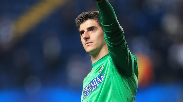 Premier League - Courtois still waiting for Chelsea to decide future