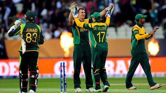 Cricket - Pakistan set for slow exit