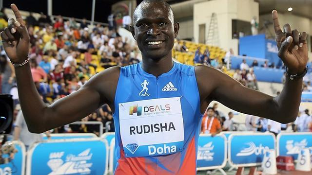 Athletics - Kenya's Rudisha withdraws from World Championships