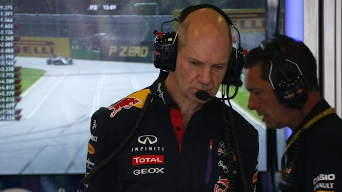 Formula 1 - No plans for Red Bull technical director