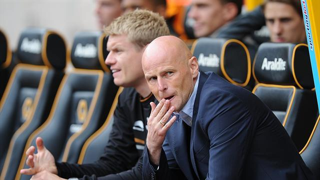 Championship - Wolves sack Solbakken after Cup exit