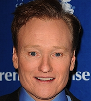 Conan O'Brien Named 2013 White House Correspondents Dinner Host