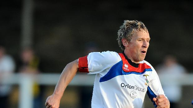 Richie Foran's double set the tone for a comprehensive Inverness victory