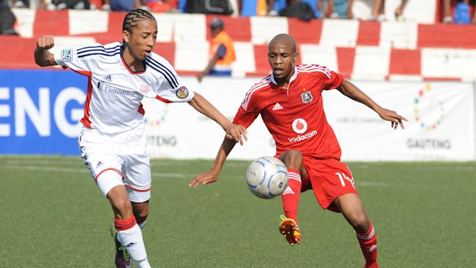 2012 Gauteng Future Champions, Day 1