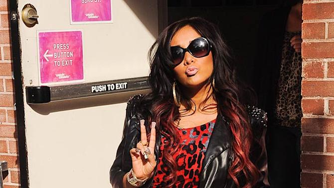 Snooki New York