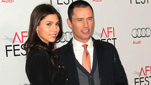 'Burn Notice' Star Jeffrey Donovan Is a Dad!