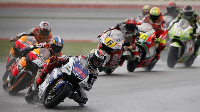 Motorcycling - Pedrosa wins in Malaysian rainstorm