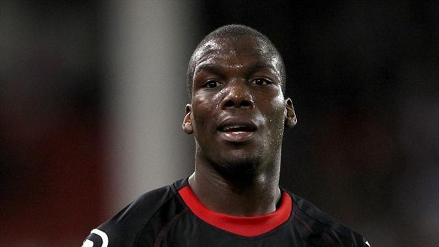 League One - Crewe's Pogba undergoes surgery
