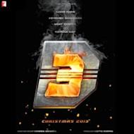 'Dhoom 3' Logo Unveiled: Film To Release On Christmas 2013