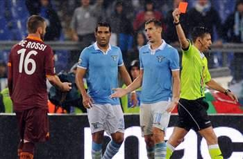 De Rossi handed three-match Roma suspension for slap