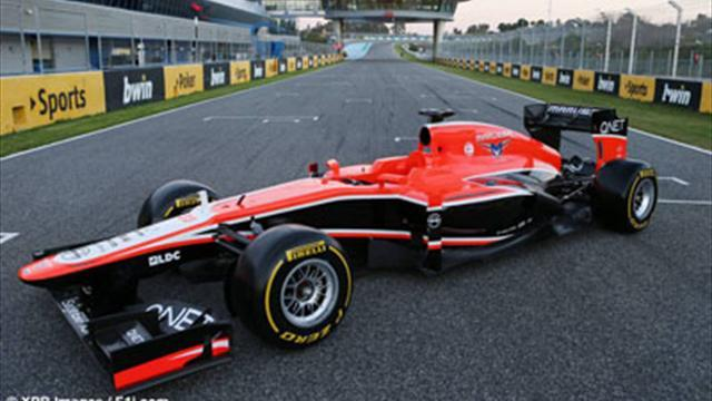 Formula 1 - Marussia 'has fixed 2012 issues'