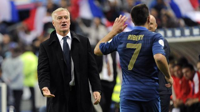 World Cup - Embrace challenge of Brazil, says France coach Deschamps
