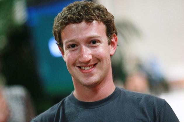 Mark Zuckerberg (Getty Images)