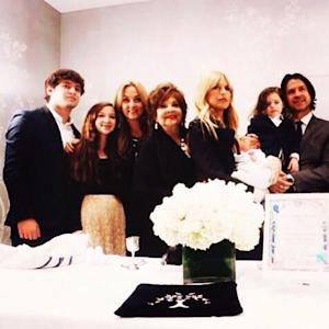 Rachel Zoe Shares First Picture of Baby Kaius Jagger With Family