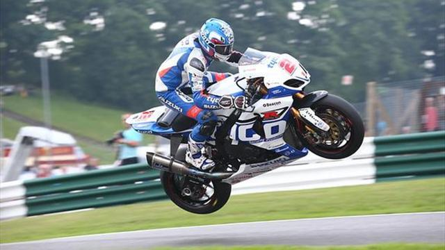Superbikes - Cadwell BSB: Brookes crashes on fastest lap
