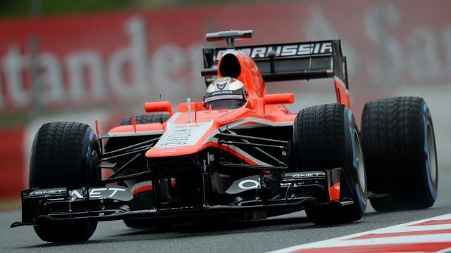 Championship - Marussia F1 team link up with Russian-owned Reading