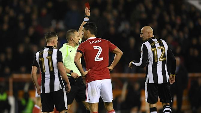 Shelvey and Dummett red card appeals successful