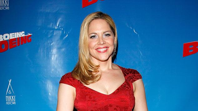 """Mary McCormack attends the opening night afterparty for the Broadway production of """"Boeing-Boeing"""" at Nikki Midtown on May 4, 2008 in New York City."""