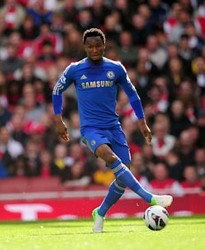 John Mikel Obi, pictured, and Juan Mata could miss the Capital One Cup game against United