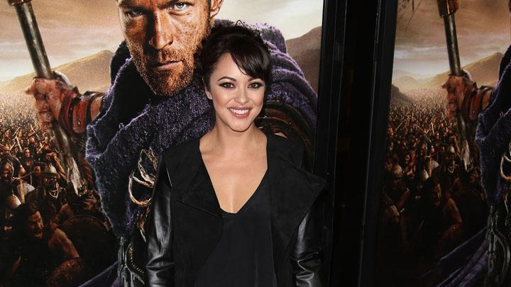 """Spartacus: War Of The Damned"" - Los Angeles Premiere - Arrivals: Marisa Ramirez"