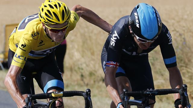 Tour de France - How Froome was outmanoeuvred