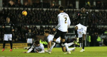Soccer - Sky Bet Championship - Derby County v Charlton Athletic - iPro Stadium