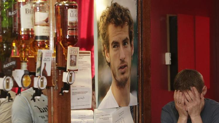 Tennis - Andy Murray Fans in Dunblane