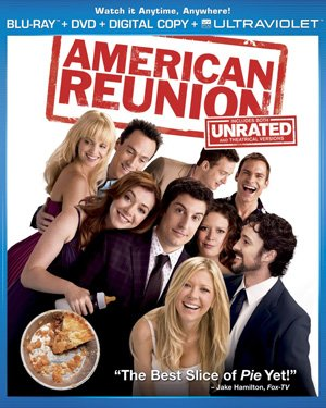 American Reunion Blu-ray Box Art