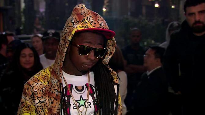 Lil Wayne Released From Hospital