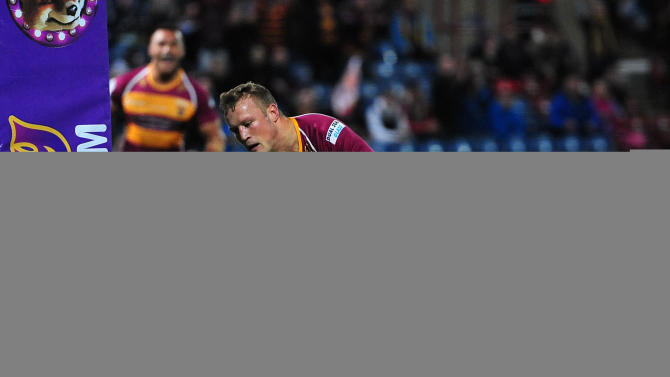 Rugby League - Super League Preliminary Semi Final - Huddersfield Giants v Hull FC - The John Smiths Stadium