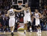 Tim Duncan's Last-Second, Game-Winning Shot Caps Historic 20/20 Night (VIDEO)