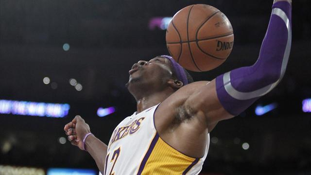NBA - Lakers ground Rockets without D'Antoni