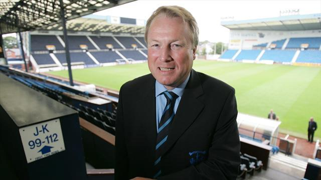 Football - Killie chairman denies winding-up claims