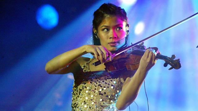 Alpine Skiing - Vanessa Mae transforms from classical babe to Olympian