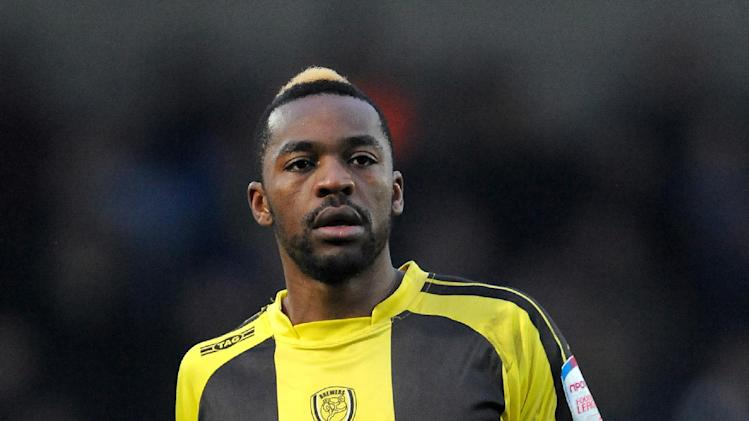 Jacques Maghoma was one of six different scorers for Burton