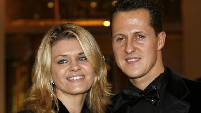 Formula 1 - Schumacher's wife's £10m bid to save husband