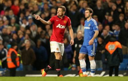Soccer - Barclays Premier League - Chelsea v Manchester United - Stamford Bridge
