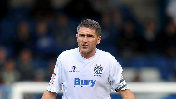Ryan Lowe has secured a move to MK Dons
