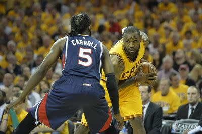 NBA playoff betting: Atlanta Hawks vs. Cleveland Cavaliers Game 4 odds and stats
